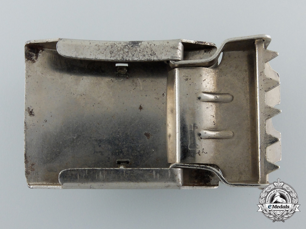 A Sympathizer Buckle, Published Example