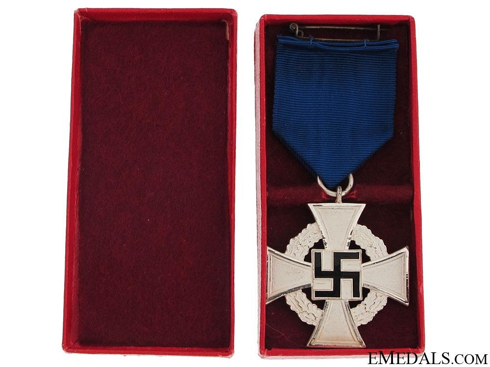 Faithful Service Cross