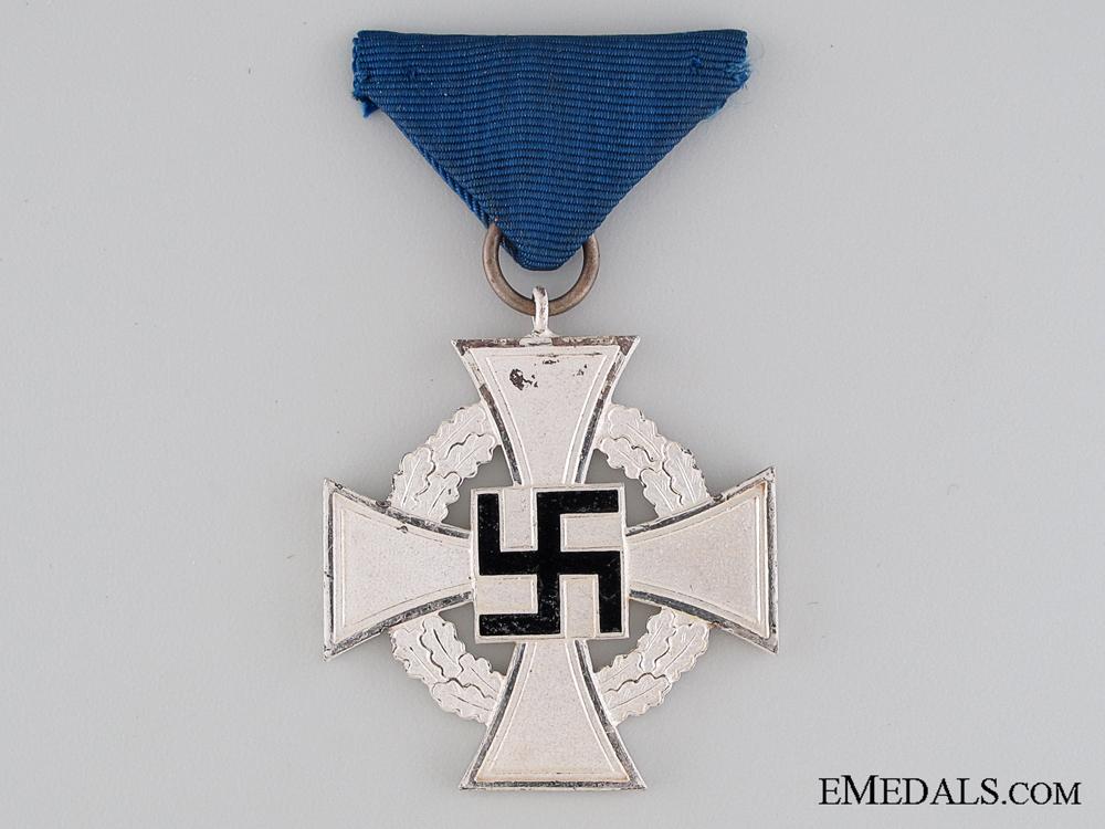 Faithful Service Cross; Third Class