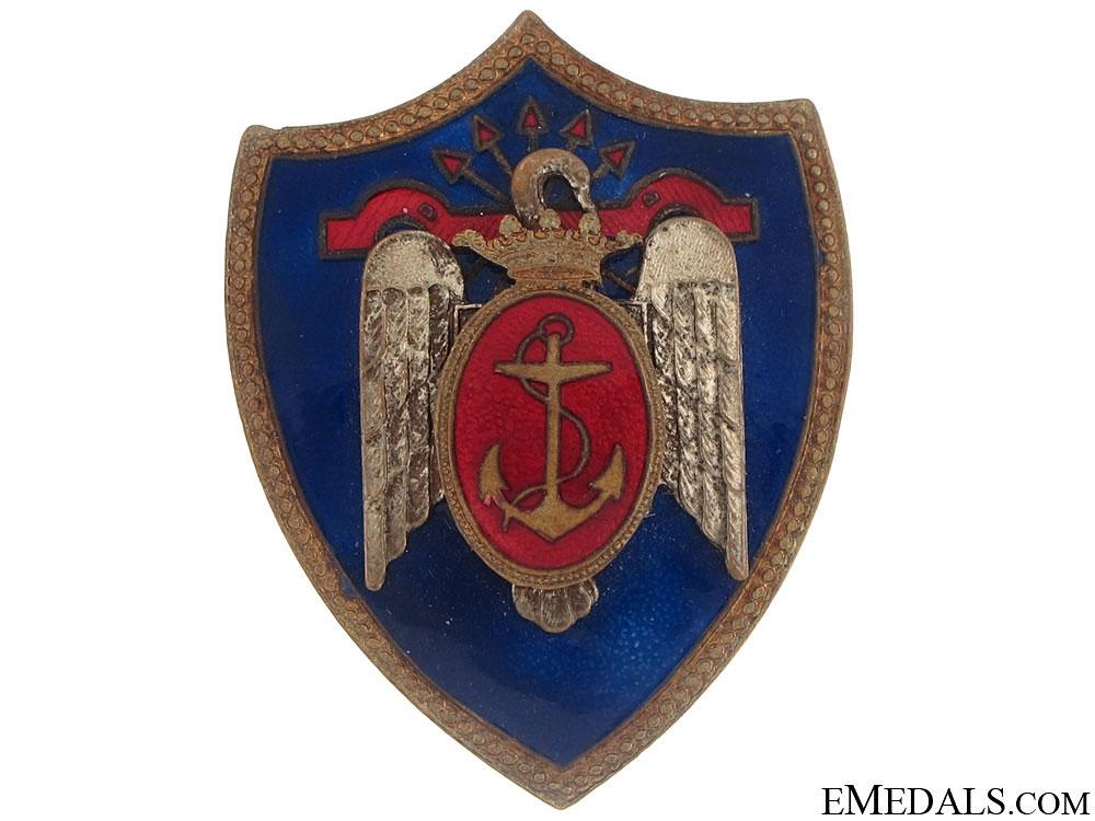 Falange Naval Air Force Badge