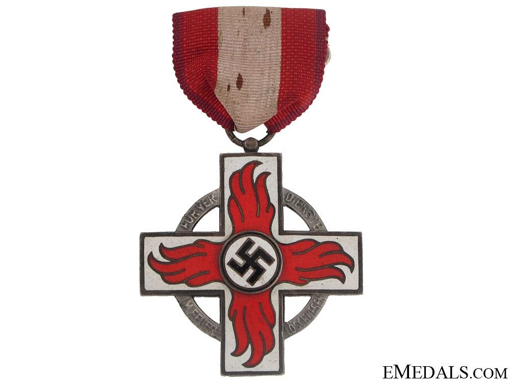 Fire Brigade Cross 2nd Class
