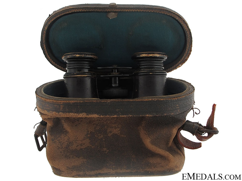 First War Field Binoculars
