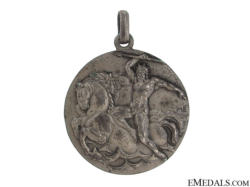 Fiume Silver Medal