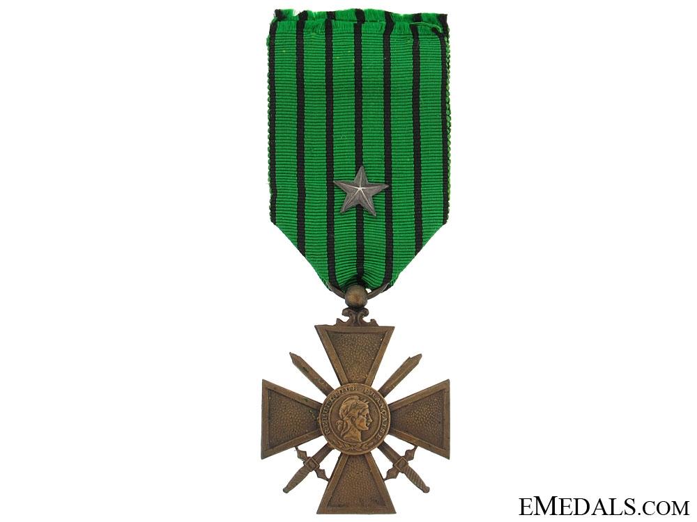 Croix de Guerre 1939-40