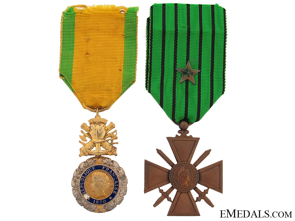 Two French Awards