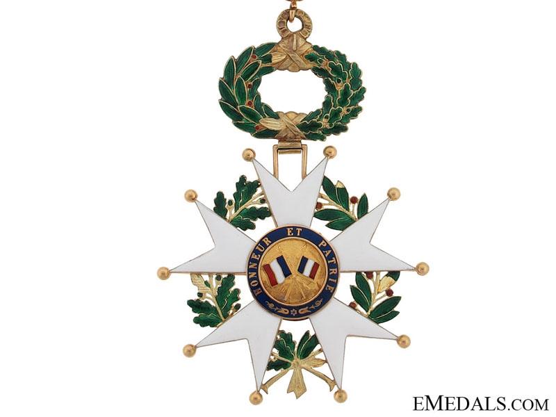 Legion DHonneur - Commanders Neck Badge