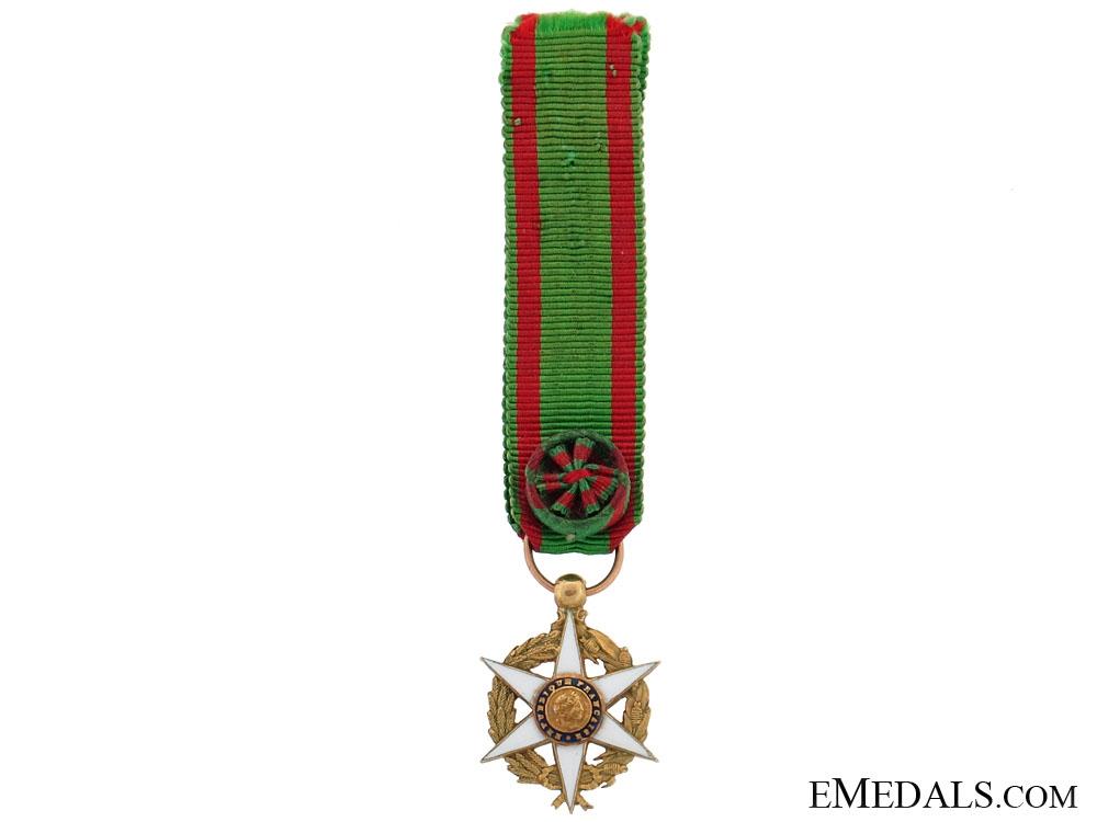 Order of Agricultural Merit