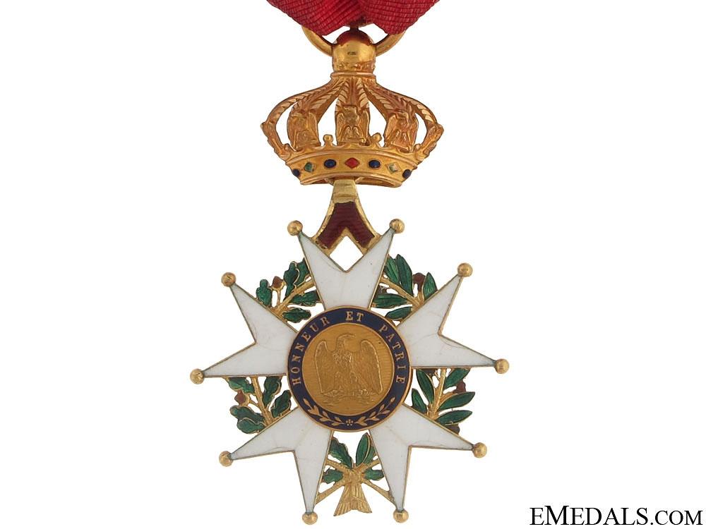 Legion D'Honneur - Second Empire, Gold