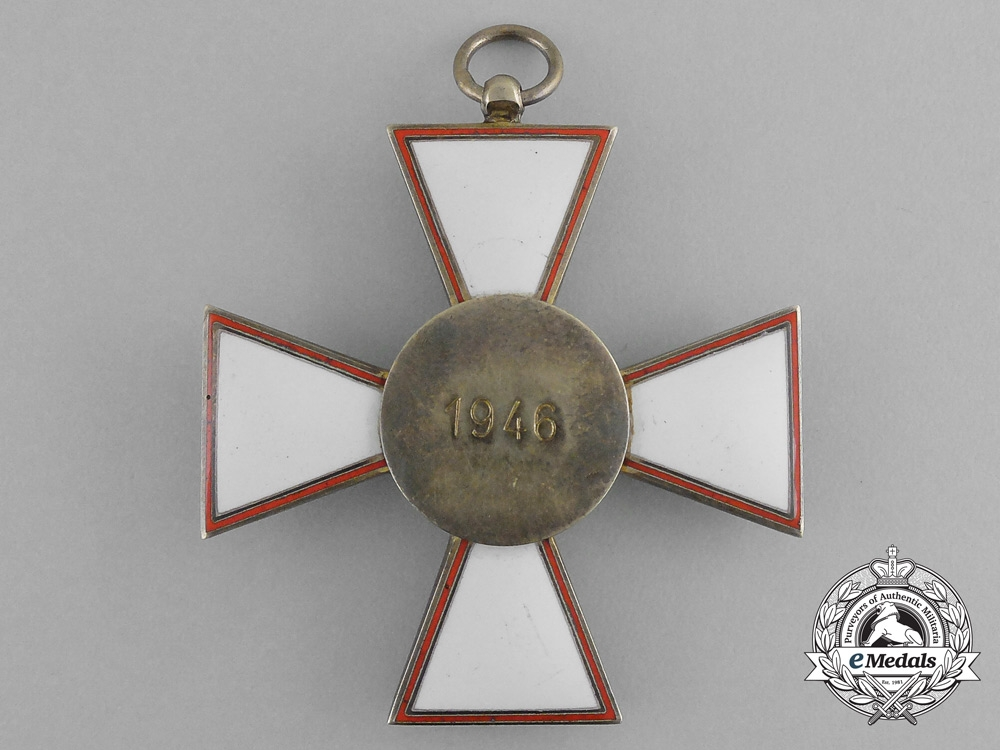 A 1944-1949 Republic of Hungary Order of Merit; Grand Cross