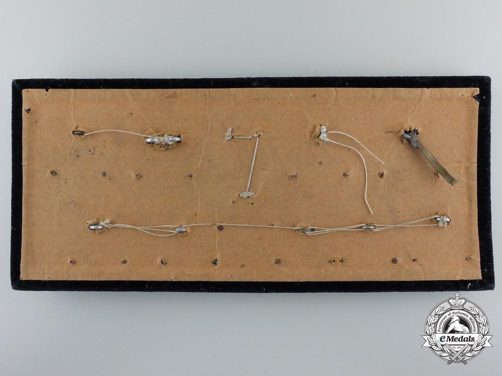 A Second War Kriegsmarine Salesman's Button Board