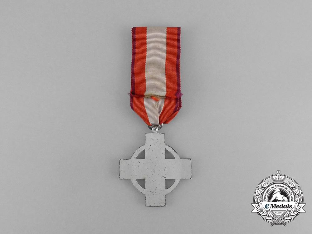 A German Fire Brigade Service Cross; Second Class