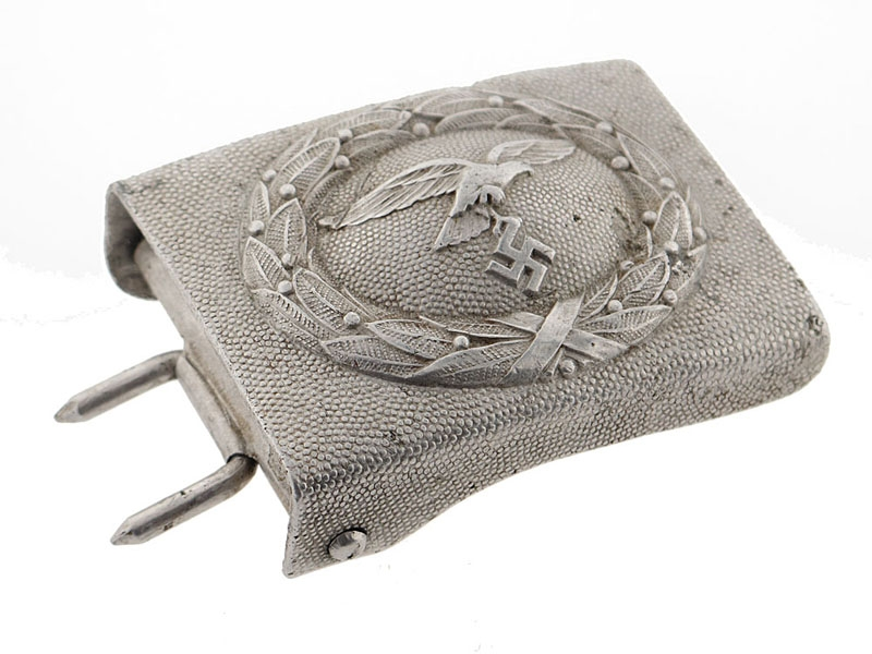 Luftwaffe Enlisted Man's Belt Buckle, 2nd Pattern