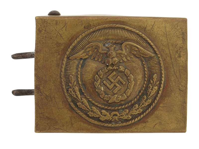 SA Belt Buckle, Type Two