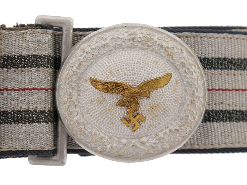 Luftwaffe Officers Dress Belt & Buckle