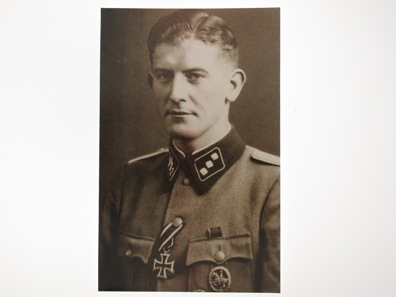 Knight's Cross Winner - Post War