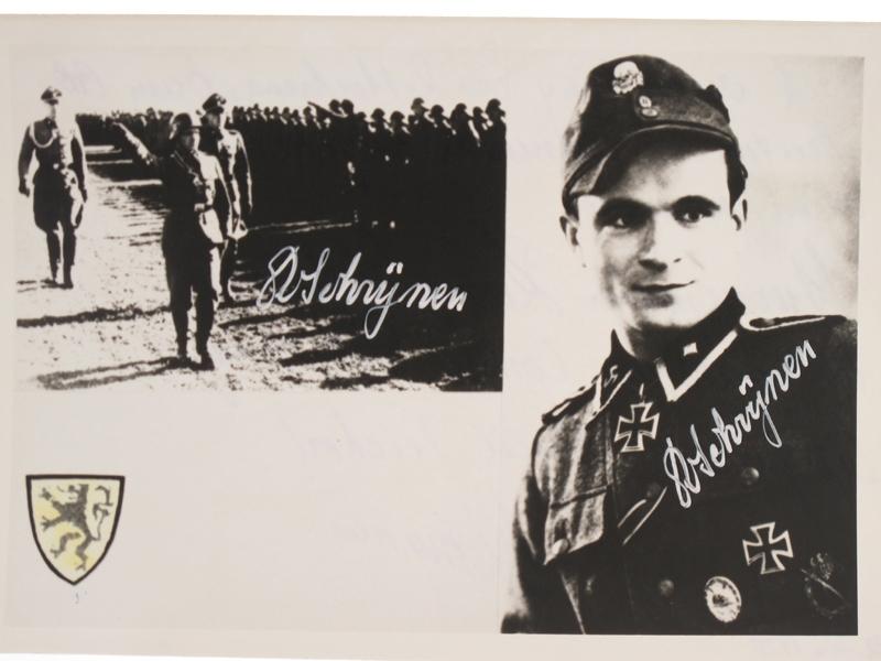 Knight's Cross Winner - Post War Original
