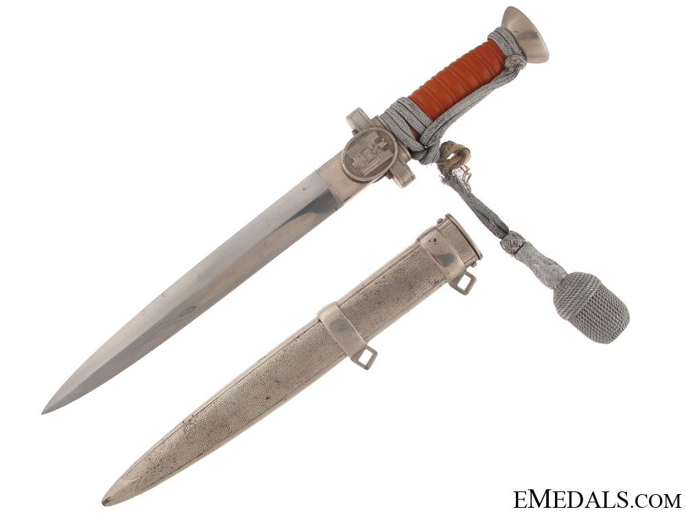 German Red Cross (Deutsches Rotes Kreuz) Leader's Dagger