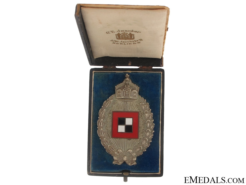A WWI Prussian Observers Badge