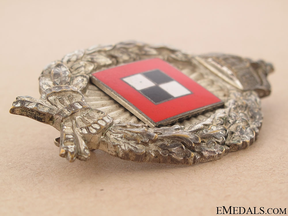 "Prussian Observer""¢¯s Badge, WWI - Tombac"