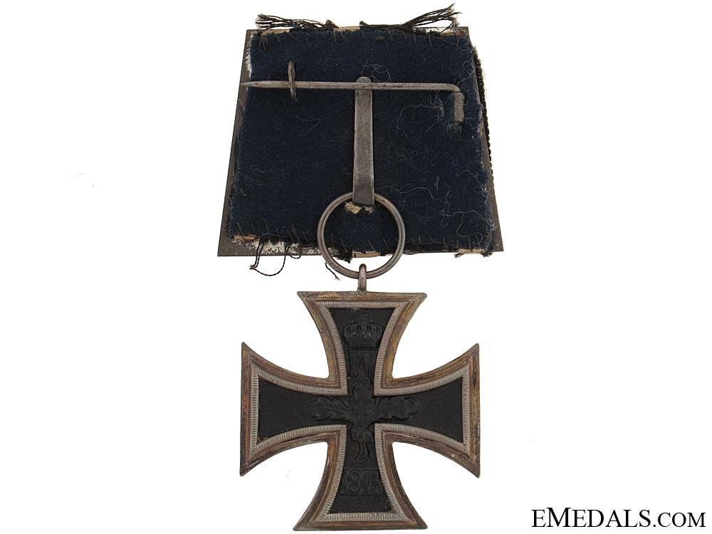 Iron Cross Second Class 1914