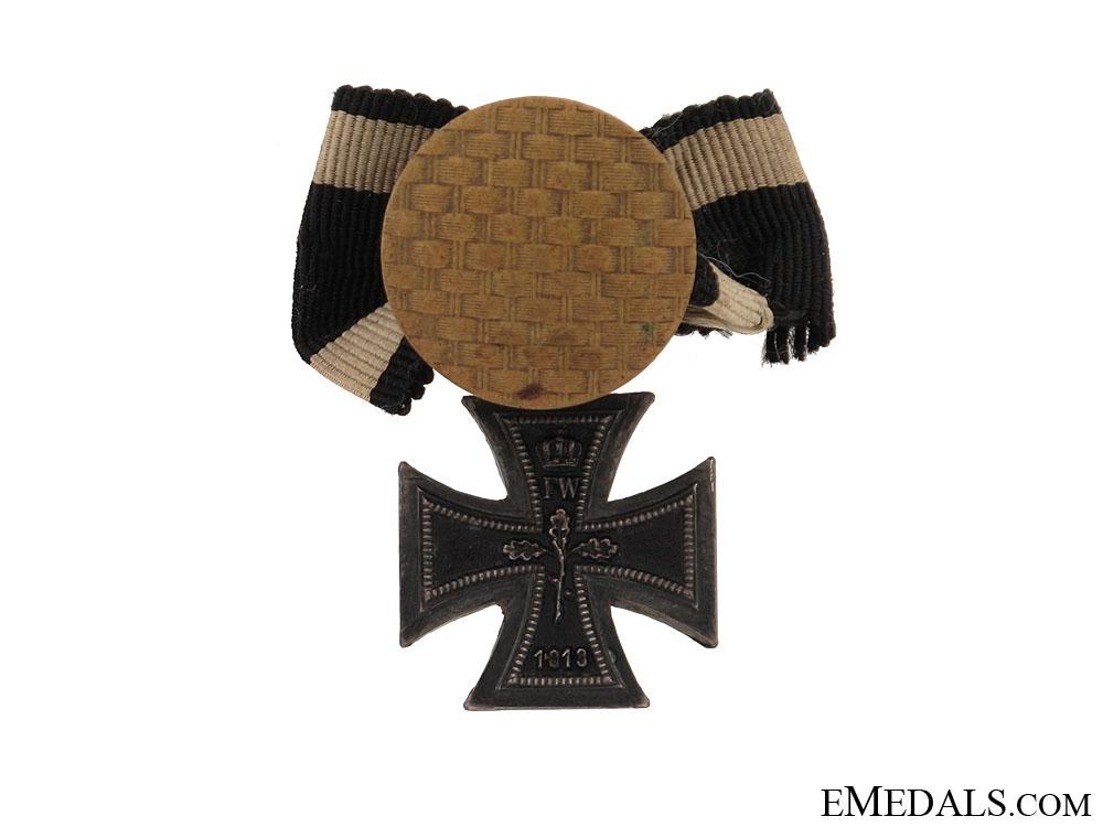 Miniature Iron Cross