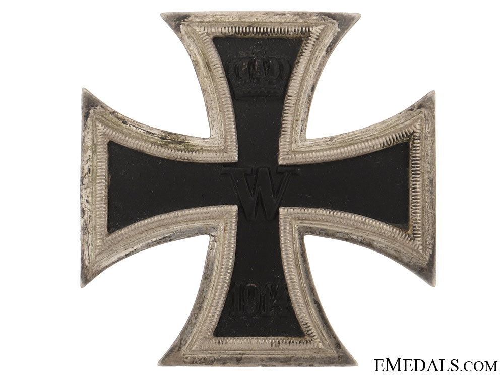 Iron Cross First Class 1914