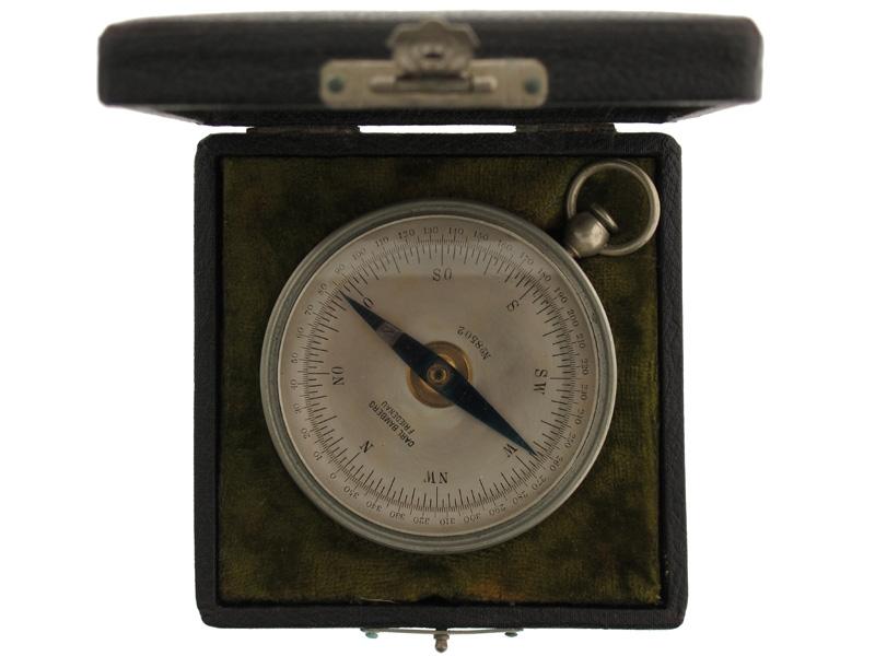 Unique and Rare Zeppelin Compass