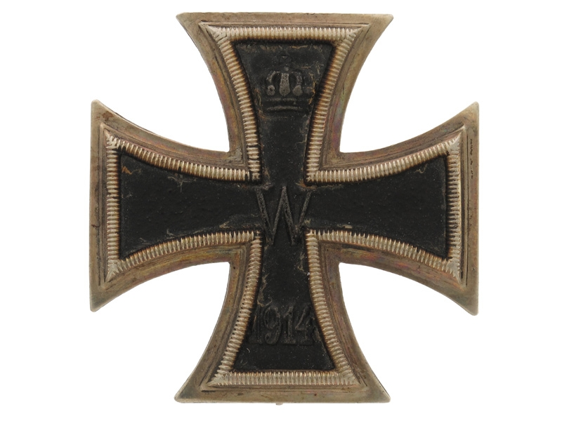 Iron Cross First Class, 1914