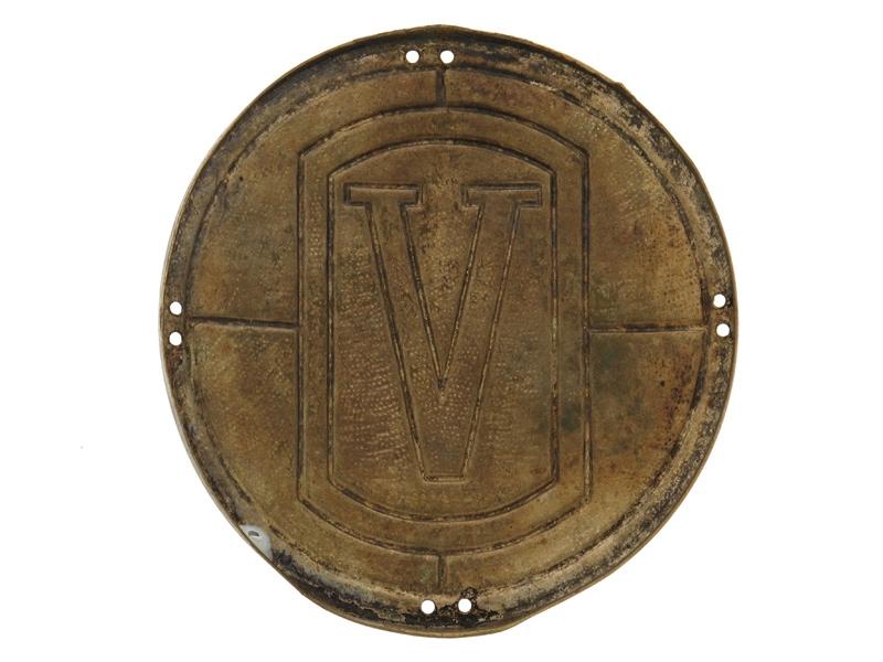 """Freekorps """"V"""" Badge"""