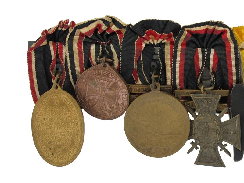 Veteran's Medal Group