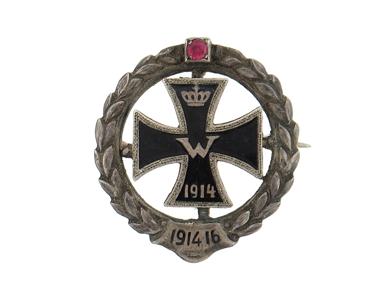Patriotic Iron Cross
