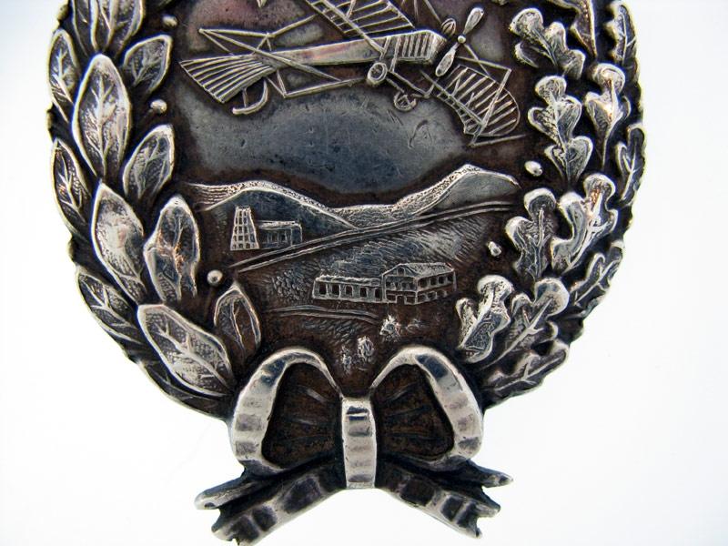 Bavarian Pilot's Badge WWI