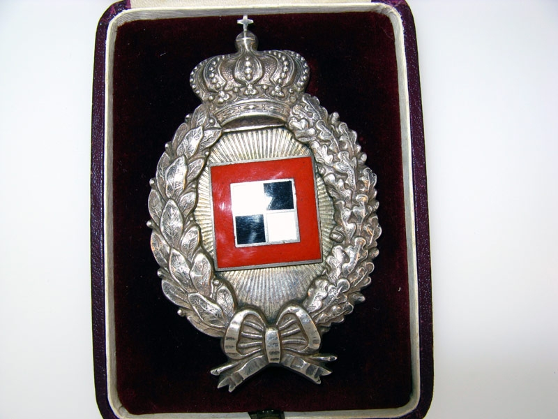 Bavarian Observer's Badge WWI