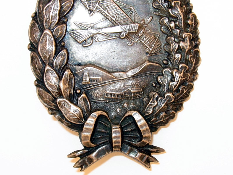 "Bavaria, Pilot""¢¯s Badge WWI"