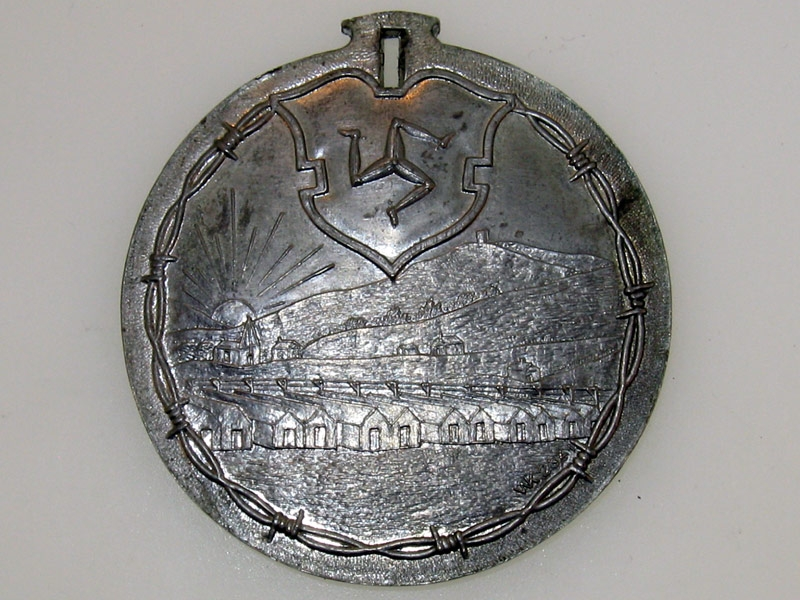 German WWI POW Medal,