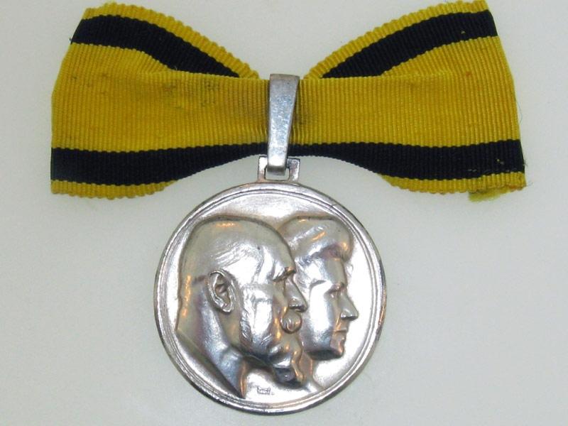 Wurttemberg, Anniversary Medal 1911