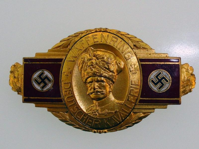 German Cavalry Commemorative Award