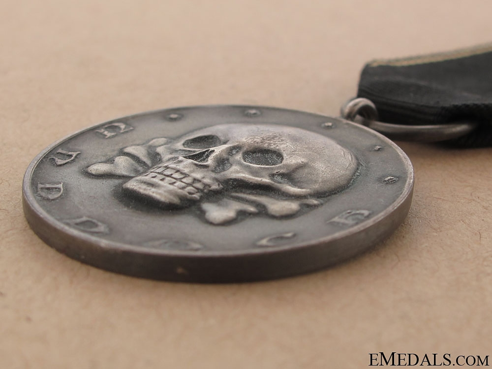 Freikorps, Medal of the Iron Division 1919