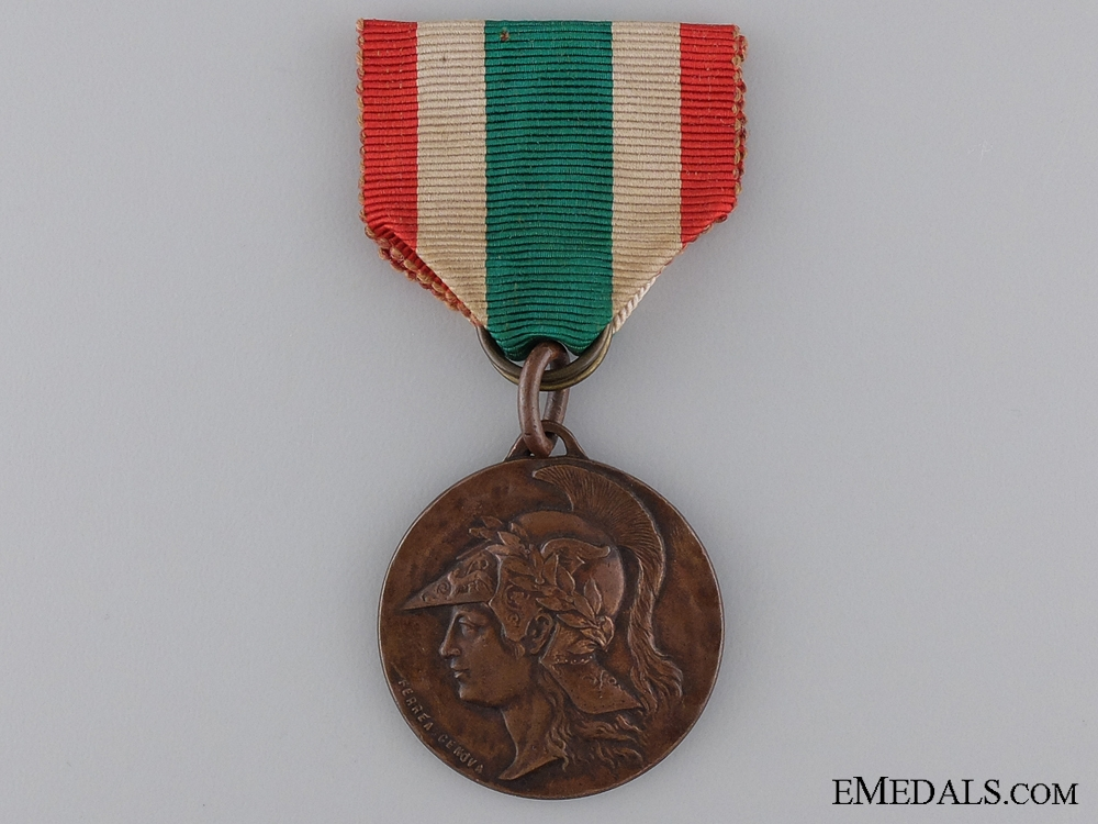 Genoa Medal for the Liberators of Trieste