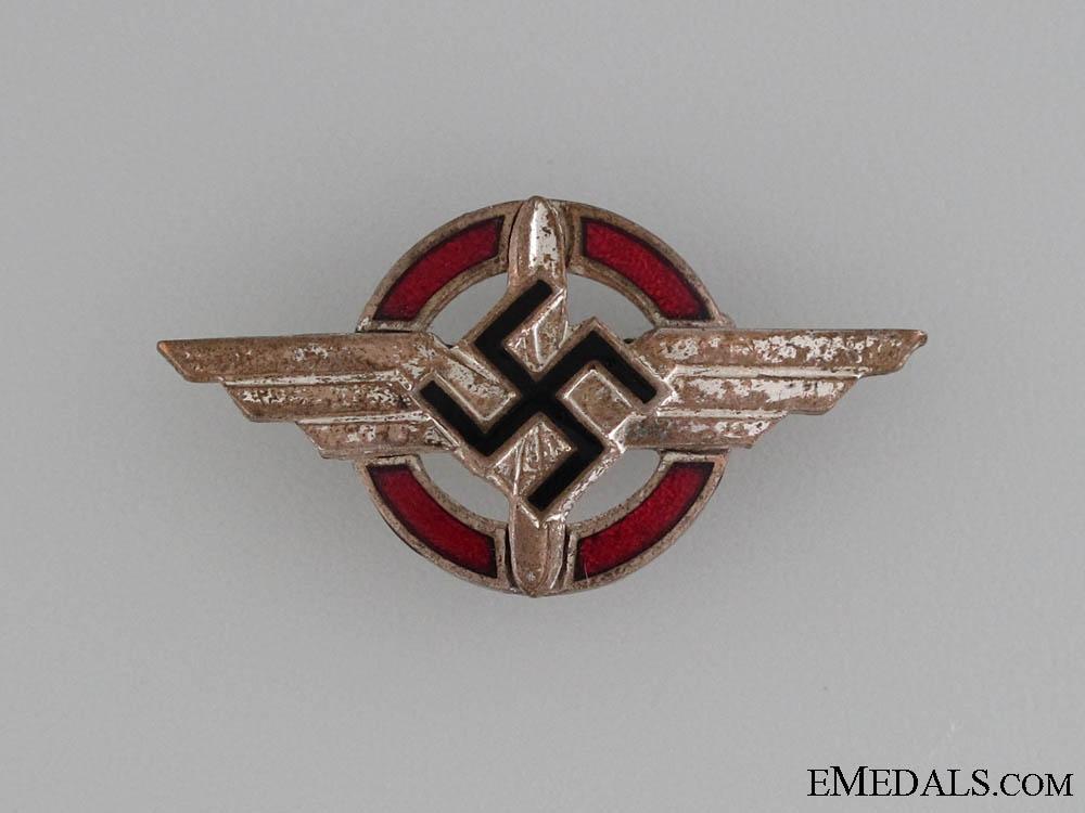 German Airsports Club Membership Badge