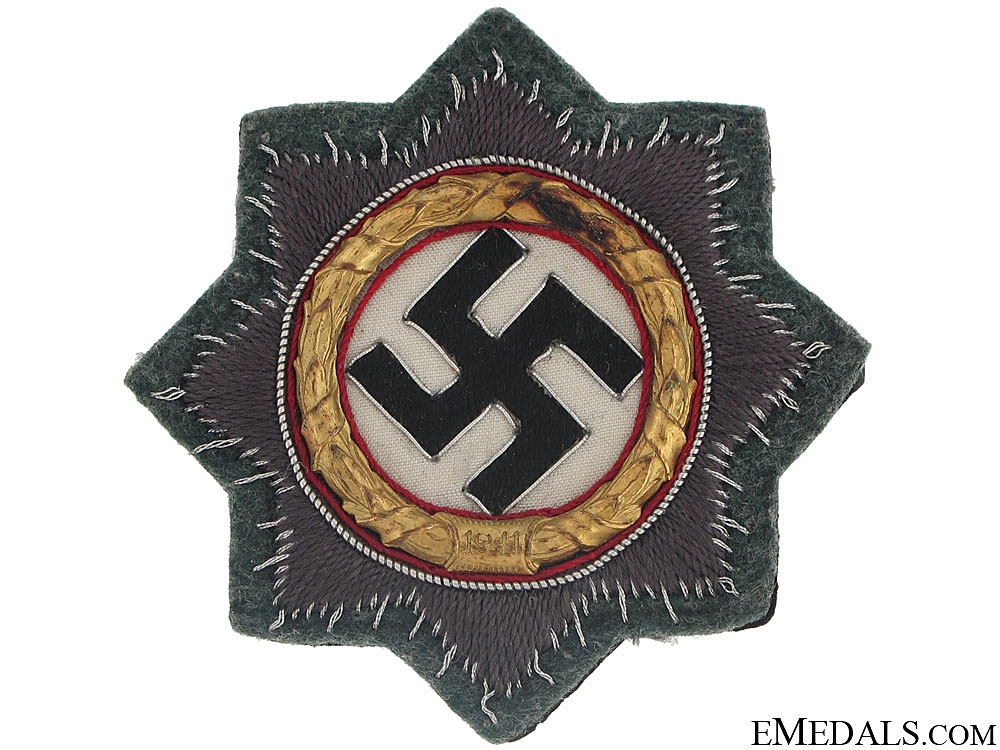"""German Cross in Gold """"¢¤ Army"""