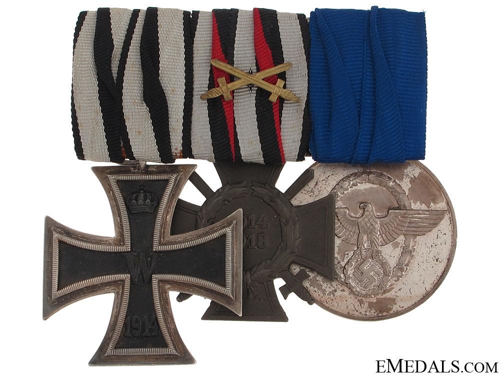 German Group of Three
