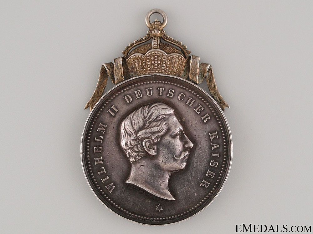 German Imperial Shooting Medal 1892