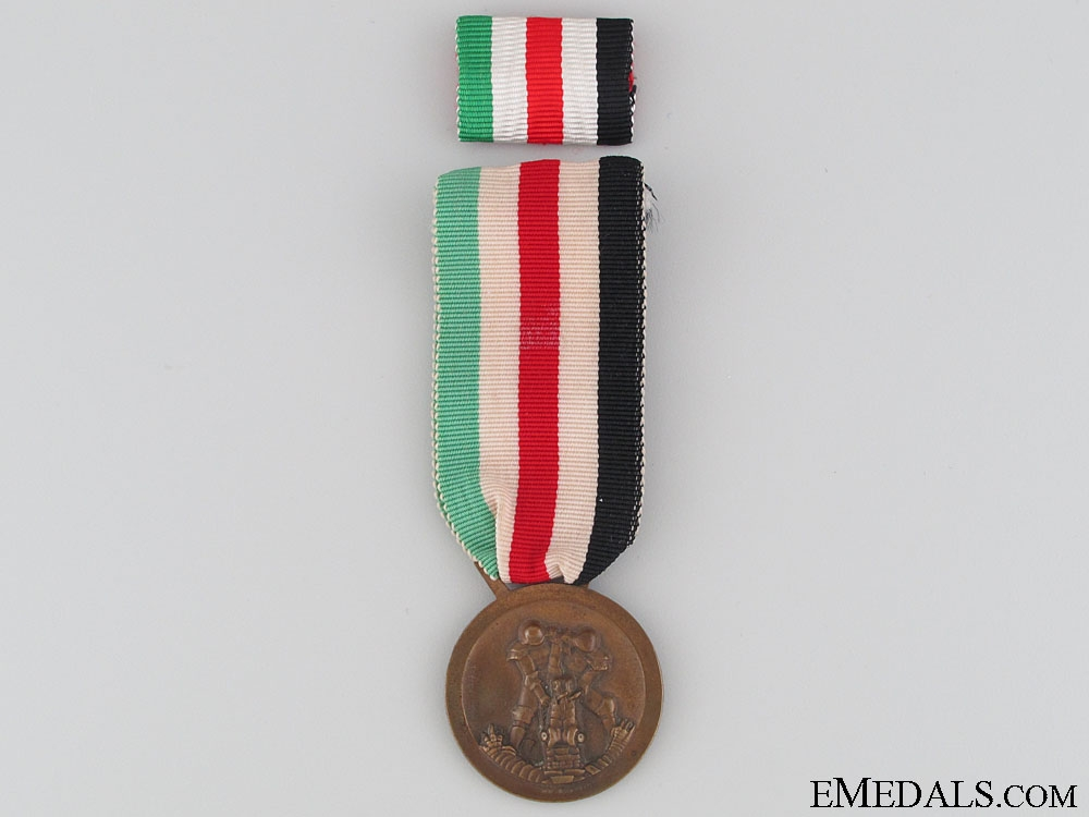 German-Italian Campaign Medal