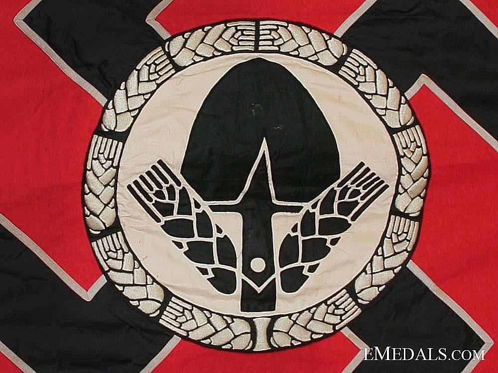 RAD Reich Labour Service Standard