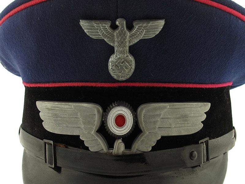 Deutsche Reichsbahn Railway Official's Cap
