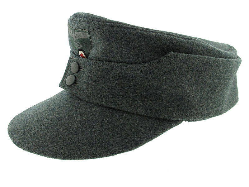 Corporal's M43 Field Cap (Einheitsfeldmutze M43), Named.