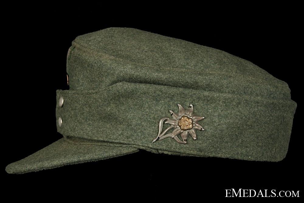Army EM/NCOs Gebirgjager Bergmutze