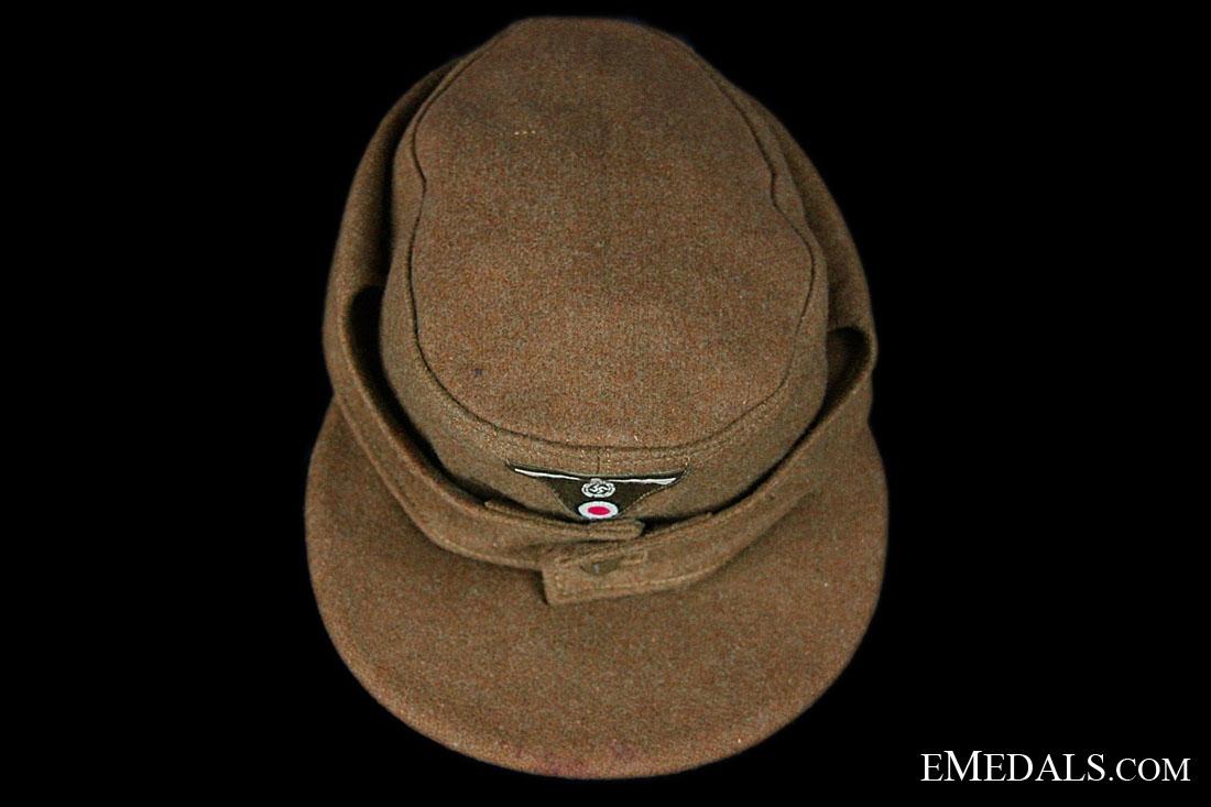 Organization Todt EM/NCOs M43 Field Cap
