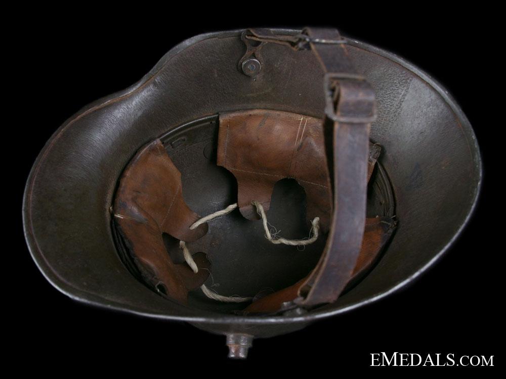 An M17 Combat Helmet - Size 60